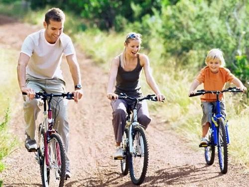 3 việc làm cần phải lưu ý khi luyện tập đạp xe hàng ngày