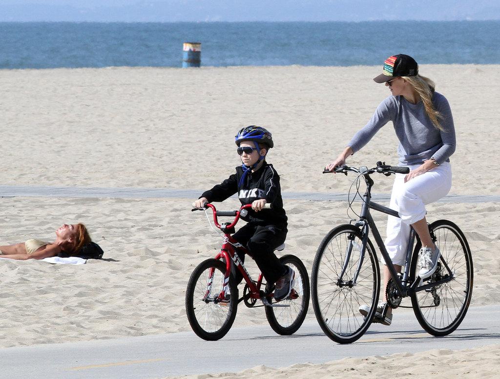 Giảm cân nhờ đạp xe mỗi ngày