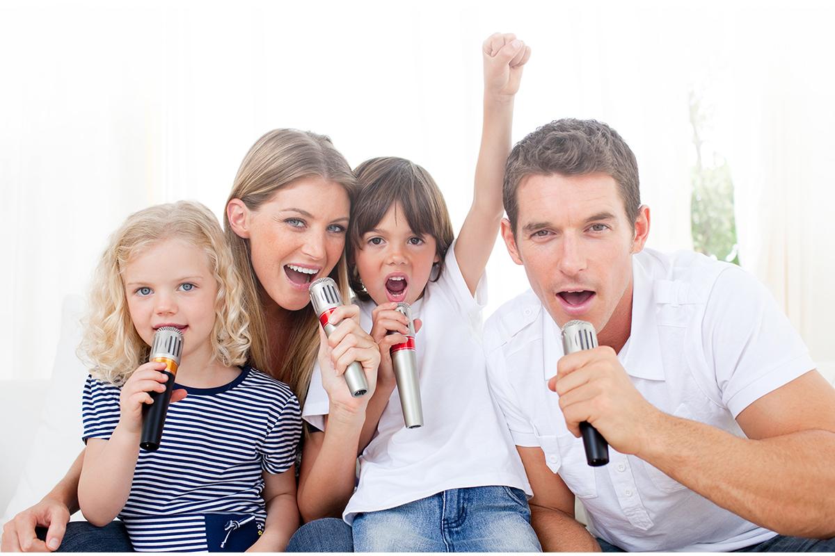 Tác dụng của việc hát karaoke